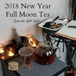 2018 New Year Full Moon Tea Recipe and Spell Work