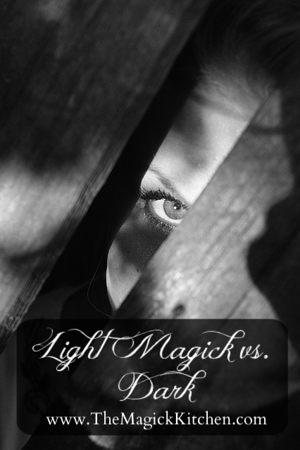 Light vs. Dark Magick